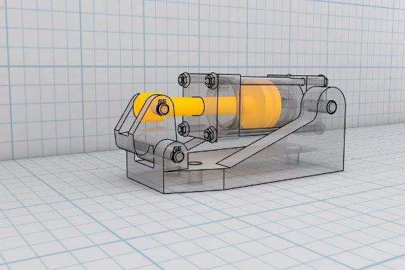 CDA 3D Druck Reverse Engineering