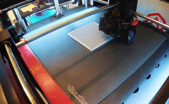 CDA 3D Druck Überführung in eine Großserie