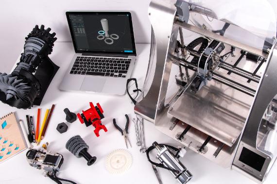 CDA 3D Druck Prototypenphase