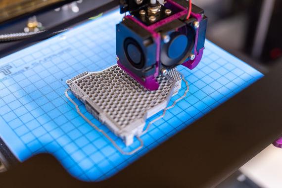 CDA 3D Druck Kleinserie