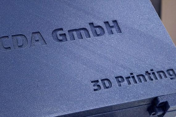 CDA 3D Druck