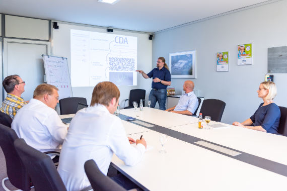 CDA Qualitätsmanagement